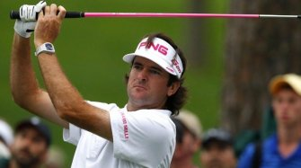 Bubba Watson wins the Masters at Augusta