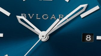 Bulgari in blue Trends and style