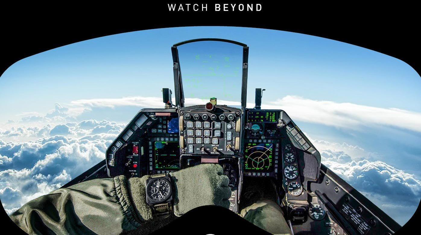 Bell & Ross - New communication campaign