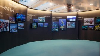 Exposition Blancpain Ocean Commitment Expo & salons