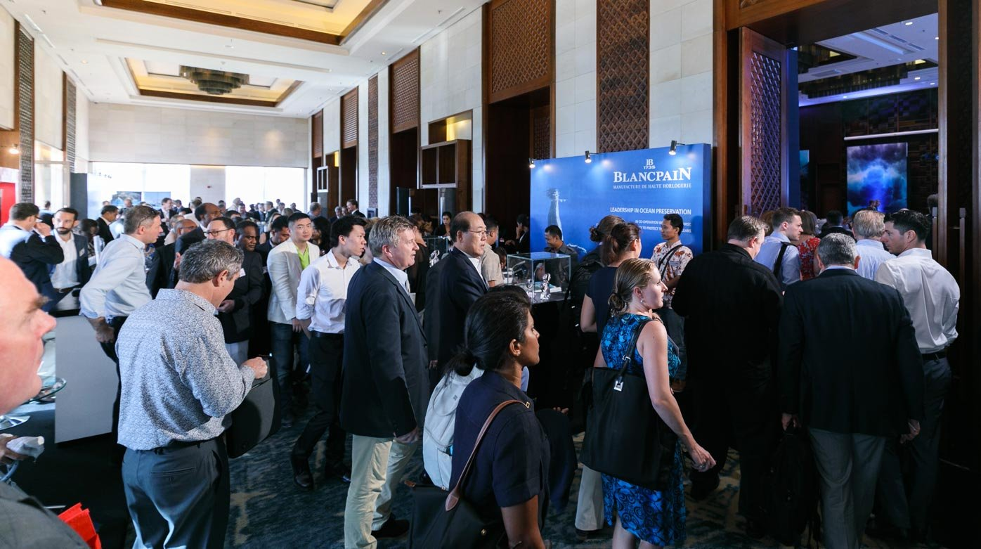 Blancpain - Supporting The Economist's World Ocean Summit