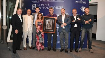 The Blancpain Ocean Commitment global concept Arts and culture