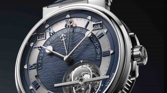 Breguet and the navy Retail
