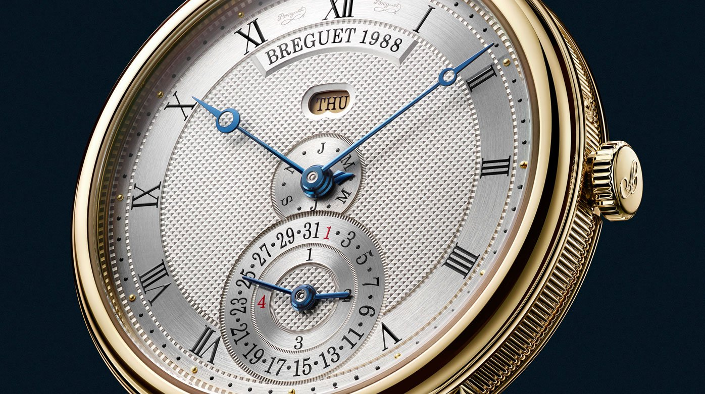 Breguet - Classique in-line perpetual calendar 7715 Only Watch