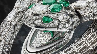 Serpenti Misteriosi High Jewellery Style & Tendance