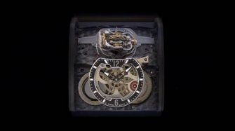 Video. Triple Axis Tourbillon