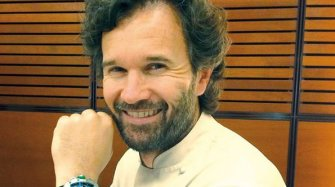 Carlo Cracco, new partner People and interviews