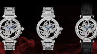 The 42mm Pasha watch model reinvented Trends and style