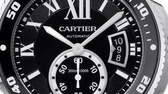 Introducing Calibre de Cartier Diver, to be launched in 2014 Trends and style