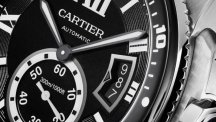 Montre Calibre de Cartier Diver