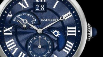 Test bench Cartier Rotonde GMT