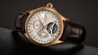 Manero Tourbillon Limited Edition Trends and style