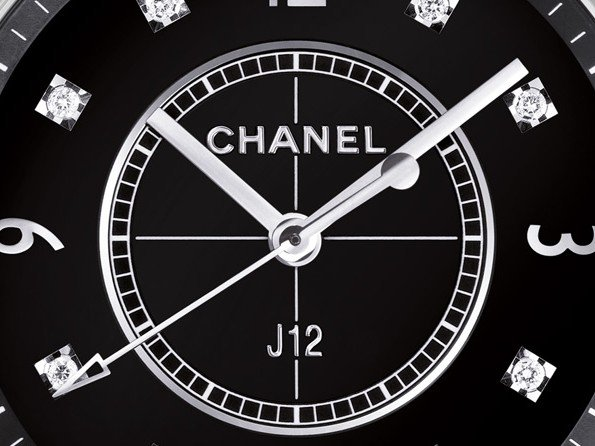 Chanel - J12 Tourbillon Volant Or Beige - J12 Tourbillon Volant Diamants