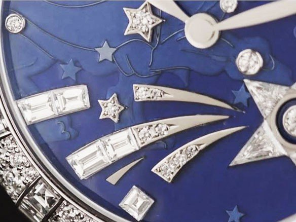 Chanel - Video. Mademoiselle Privé Decor Constellation of Leo