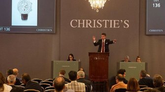 Christie's Geneva May watch sales results Auctions and vintage