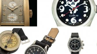 Highlights at the upcoming Christie's Important Watch Sale in Dubai Auctions and vintage