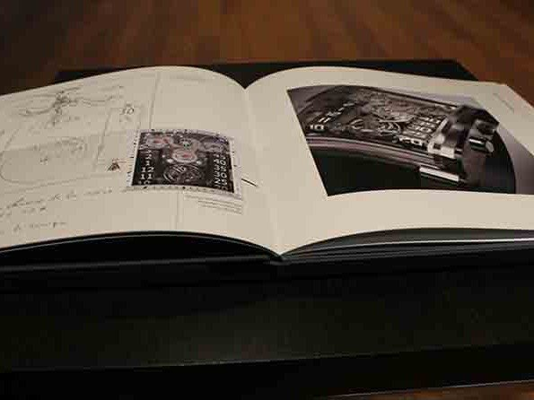 Win a Christophe Claret book - A competition every day