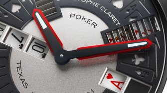 The first Poker delivered in Asia