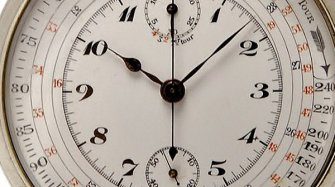 The chronograph told by its dial Trends and style