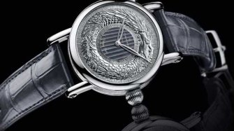 The story behind the Ouroboros unique piece for Only Watch 2015 Auctions and vintage