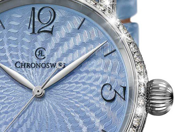 Chronoswiss - Sirius Artist Diamonds
