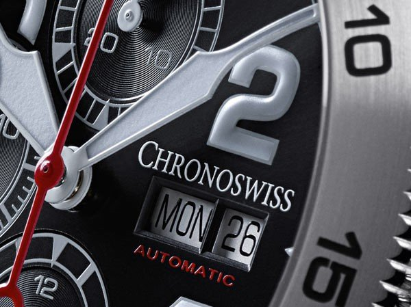Chronoswiss - New partner