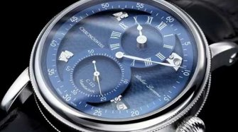 Video. Chronoswiss presents the Sirius Flying Regulator Trends and style