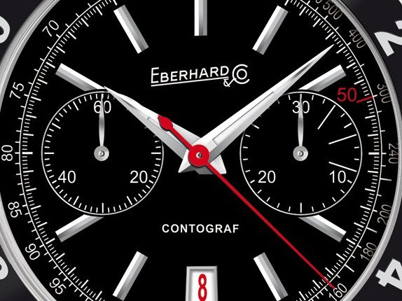 Eberhard & Co. - Tribute to Contograf