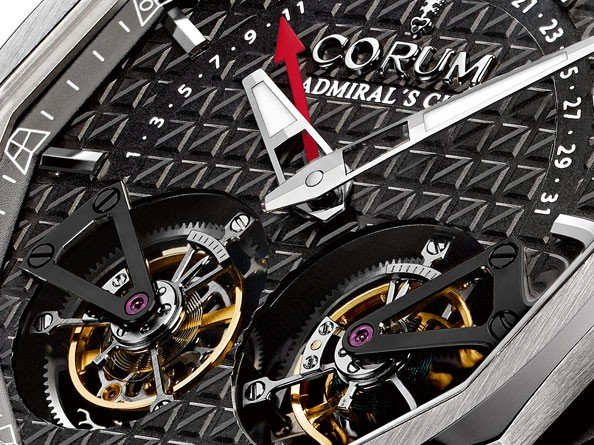 Corum  - Admiral's Cup AC-One 45 Double Tourbillon