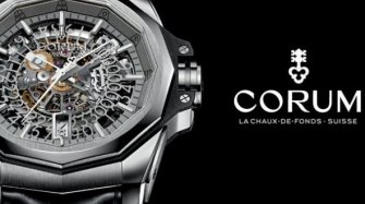 Win a Corum watch Arts and culture