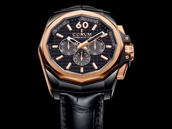 Corum - Vidéo. Collection Admiral's Cup AC-One