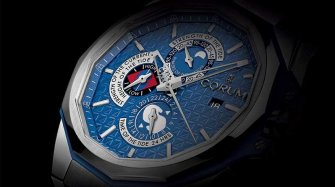 Corum Admiral's Cup One 45 Tides Style & Tendance