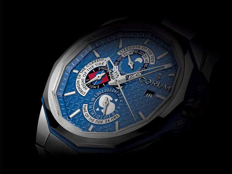 Corum - Corum Admiral's Cup One 45 Tides