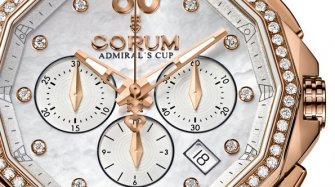 Admiral's Cup Legend 38 Chronograph Trends and style