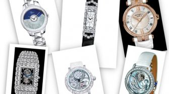 Women love diamonds. And vice versa. Trends and style
