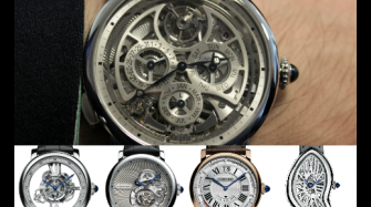 Cartier's extreme complications Trends and style