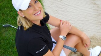 Cristie joins the Richard Mille Team of partners People and interviews