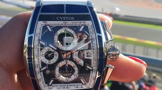 Test drive: Challenge Chrono II Loris Baz Trends and style
