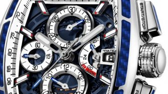 Chrono II LB 76 Limited Edition Trends and style