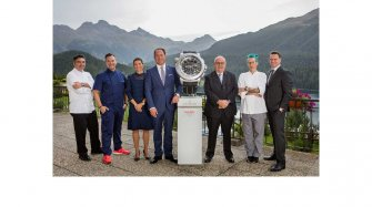 Kulm Hotel St. Moritz hotel of the year Events