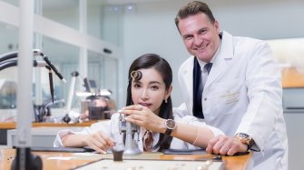 Interview de Li Bingbing