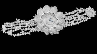 Lotus Blanc watch Trends and style