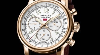 Mille Miglia Classic XL 90th Anniversary Limited Edition Trends and style