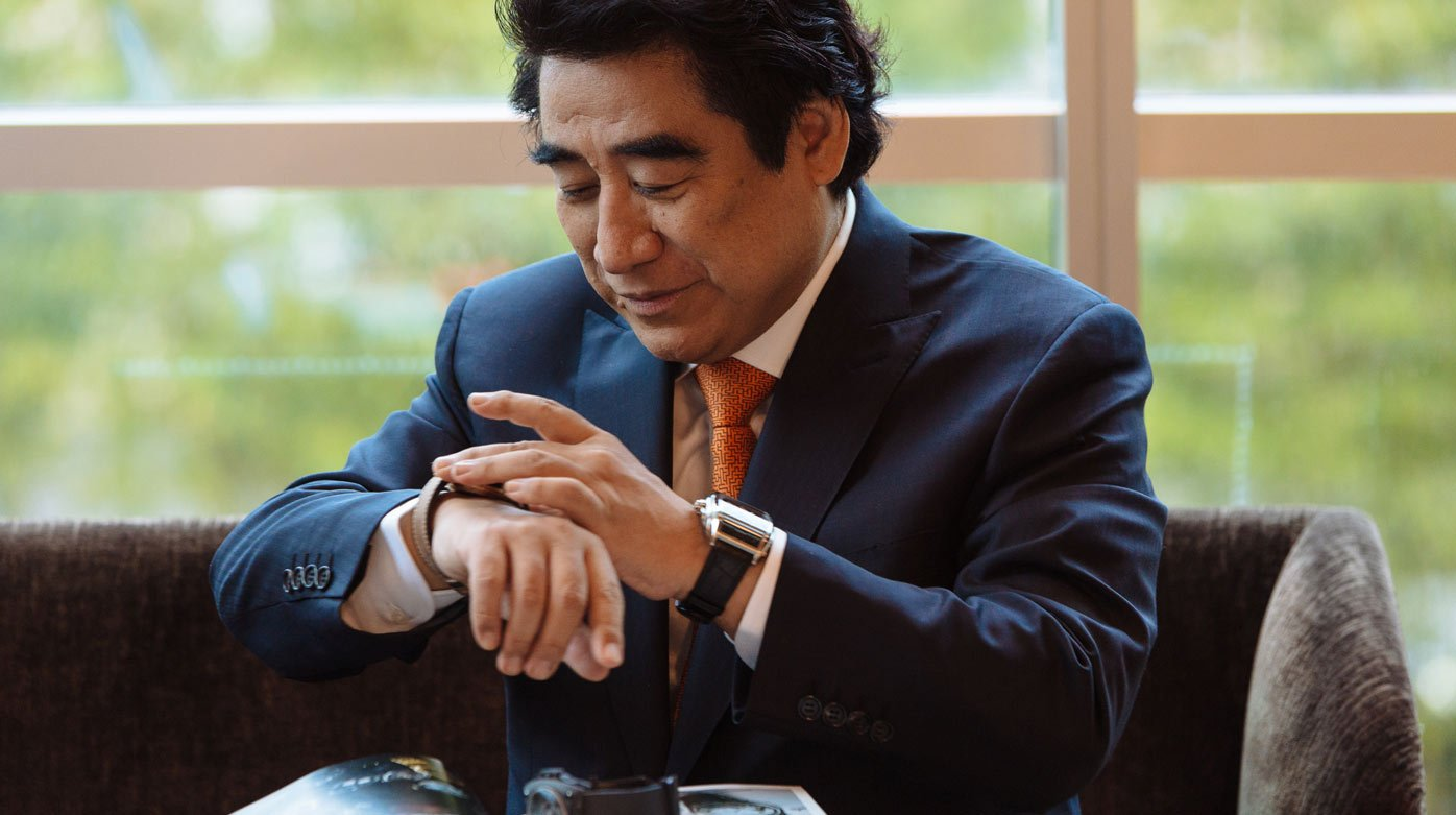 Collector's corner - Dr. Haruhisa Handa – the atypical watch collector