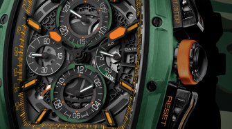 Challenge Chrono II by Eric Kuster Trends and style