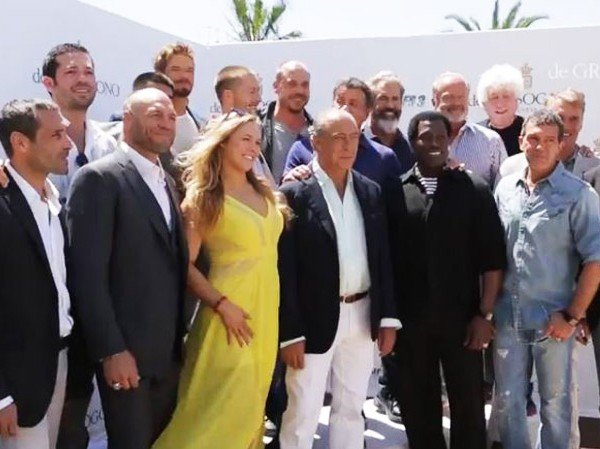 de Grisogono - Video. The Expendables 3 at Cannes Festival