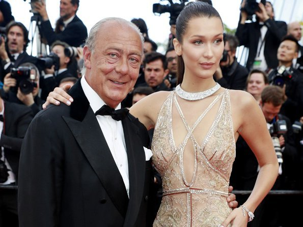 Cannes Film Festival 2016 - de Grisogono at the opening ceremony