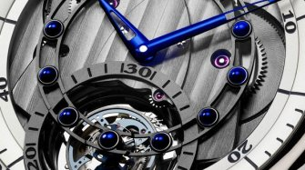 DBS Tourbillon Trends and style
