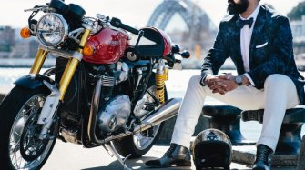 Interview with Mark Hawwa, founder of the Distinguished Gentleman's Ride