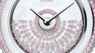 Dior VIII Grand Bal Résille, pink sapphires Trends and style